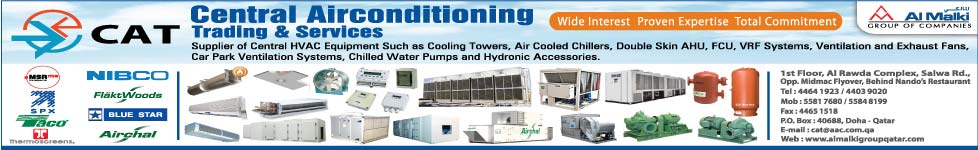 CENTRAL AIRCONDITIONING TRDG & SVCS CO