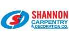 SHANNON CARPENTRY & DECORATION CO