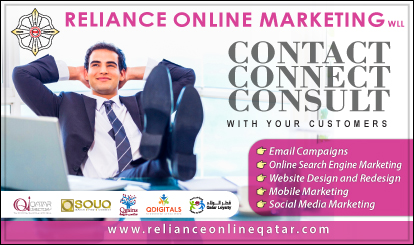 ADVERTISING - DIRECTORY & GUIDE RELIANCE ONLINE MARKETING WLL SUPPLIERS IN DOHA QATAR