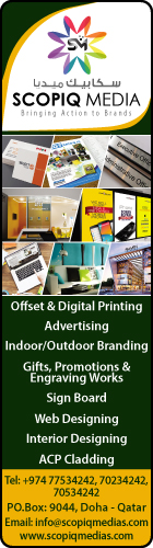ADVERTISING MATERIAL SUPPLIERS SCOPIQ MEDIA SUPPLIERS IN DOHA QATAR WSRBBA