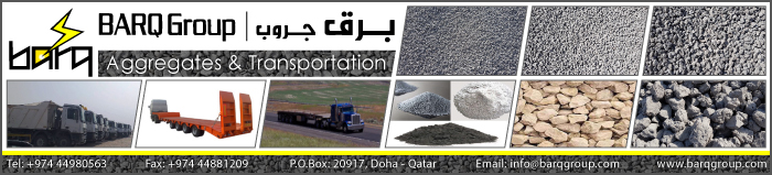 AGGREGATE SUPPLIERS BARQ AGGREGATES & TRANSPORTATION SUPPLIERS IN DOHA QATAR CLPL