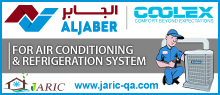 AL JABER CAPITAL FOR AIR CONDITIONING & REFRIGERATION SYSTEM SUPPLIERS IN DOHA QATAR WHB1