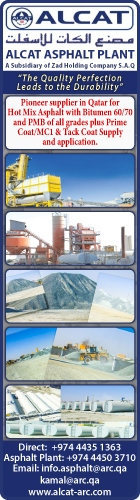 ASPHALT & BITUMEN SUPPLIERS ALCAT ASPHALT PLANT SUPPLIERS IN DOHA QATAR WSRBBA