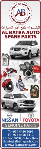 AUTO SPARE & TECHNICAL SUPPLIES AL BATRA SPARE PARTS SUPPLIERS IN DOHA QATAR