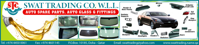 AUTO SPARE & TECHNICAL SUPPLIES SWAT TRADING CO WLL SUPPLIERS IN DOHA QATAR CLPL