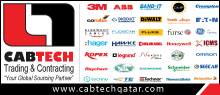 CABTECH TRADING & CONTRACTING WLL ( ELECTRO MECHANICAL TRADING ) SUPPLIERS IN DOHA QATAR WHB10