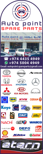 CAR PARTS & ACCESSORIES AUTO POINT SPARE PARTS WLL SUPPLIERS IN DOHA QATAR