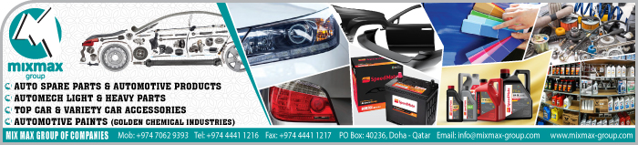 CAR PARTS & ACCESSORIES MIXMAX GROUP SUPPLIERS IN DOHA QATAR CLPL