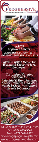 CATERERS PROGRESSIVE TRADING & CONTRACTING WLL SUPPLIERS IN DOHA QATAR WSRBBA