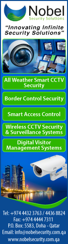 CCTV SECURITY SYSTEMS NOBEL SECURITY SOLUTIONS suppliers in doha qatar