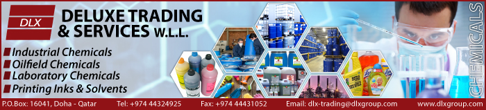 CHEMICALS & CHEMICAL PRODUCTS DELUXE TRADING & SERVICES WLL SUPPLIERS IN DOHA QATAR CLPL