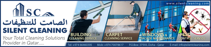CLEANING SERVICES SILENT CLEANING SUPPLIERS IN DOHA QATAR CLPL