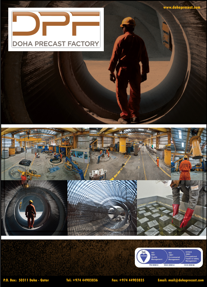 CONCRETE PIPES - MANHOLES & CULVERTS DOHA PRECAST FACTORY SUPPLIERS IN DOHA QATAR CLFP