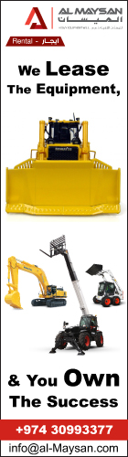 CONSTRUCTION EQUIPT & MACHINERY - HIRING AL MAYSAN HEAVY EQUIPMENT SUPPLIERS IN DOHA QATAR
