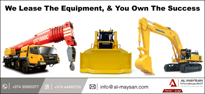 CONSTRUCTION EQUIPT & MACHINERY SUPPLIERS AL MAYSAN HEAVY EQUIPMENT SUPPLIERS IN DOHA QATAR CL3H