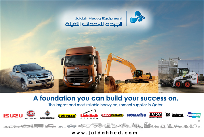 CONSTRUCTION EQUIPT & MACHINERY SUPPLIERS JAIDAH HEAVY EQUIPMENT ( TRUCKS / CRANES / CONSTRUCTION EQUIPMENT SHOWROOM ) SUPPLIERS IN DOHA QATAR CL1/2H