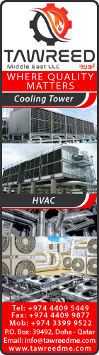 COOLING TOWERS - MAINTENANCE TAWREED MIDDLE EAST LLC SUPPLIERS IN DOHA QATAR WSLBBA