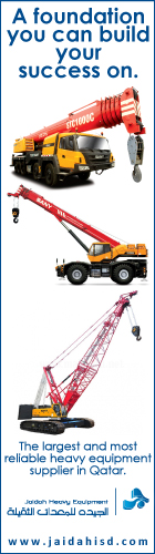 CRANE HIRE JAIDAH HEAVY EQUIPMENT ( TRUCKS / CRANES / CONSTRUCTION EQUIPMENT SHOWROOM ) SUPPLIERS IN DOHA QATAR WSRBBA