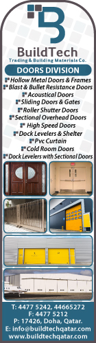 DOORS BUILDTECH TRADING & BUILDING MATERIALS CO SUPPLIERS IN DOHA QATAR