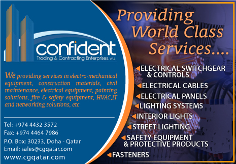 CONFIDENT TRADING & CONTRACTING ENTERPRISES WLL