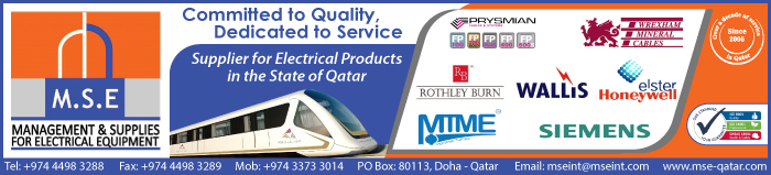 MANAGEMENT & SUPPLIES FOR ELECTRICAL EQUIPMENT ( M S E )