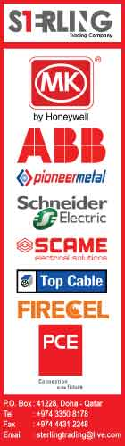 ELECTRICAL SWITCHES STERLING TRADING COMPANY SUPPLIERS IN DOHA QATAR