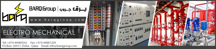 ELECTRO - MECHANICAL CONTRACTORS BARQ MAINTENANCE SUPPLIERS IN DOHA QATAR CLPL