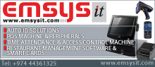 EMSYS INFORMATION TECHNOLOGY WLL SUPPLIERS IN DOHA QATAR