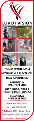 FACILITIES MAINTENANCE & MANAGEMENT EURO I VISION WLL  SUPPLIERS IN DOHA QATAR