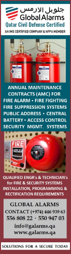 GLOBAL ALARMS SAFETY & SECURITY WLL