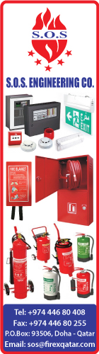 FIRE ALARM SYSTEMS - COMMERCIAL & INDUSTRIAL S O S ENGINEERING CO SUPPLIERS IN DOHA QATAR