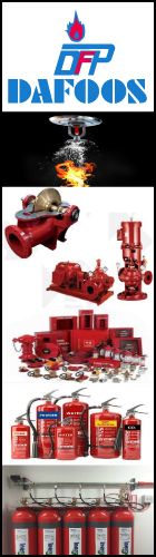 FIRE FIGHTING EQUIPT SUPPLIERS DAFOOS TECHNICAL SERVICES WLL SUPPLIERS IN DOHA QATAR