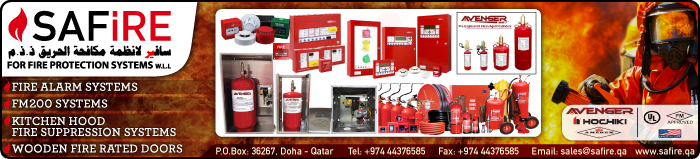 SAFIRE FOR FIRE PROTECTION SYSTEMS WLL