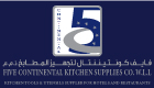 FIVE CONTINENTAL KITCHEN SUPPLIES CO WLL
