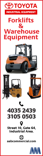 FORKLIFT SUPPLIERS ABDULLAH ABDULGHANI & BROS CO WLL ( C & I - INDUSTRIAL ) SUPPLIERS IN DOHA QATAR WSLBBA