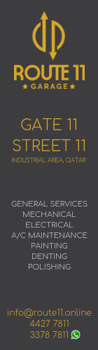 GARAGE SERVICES - GENERAL ROUTE 11 GARAGE SUPPLIERS IN DOHA QATAR WSLBBA