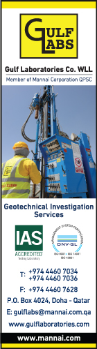 GEOTECHNICAL SERVICES GULF LABORATORIES CO WLL SUPPLIERS IN DOHA QATAR