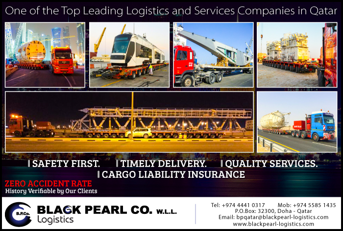 HEAVY EQUIPMENT & TRANSPORT - HIRE BLACK PEARL CO WLL SUPPLIERS IN DOHA QATAR CL1/2H