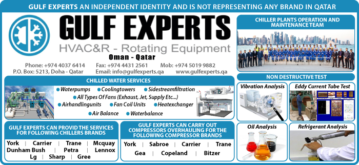 GULF EXPERTS ELECTROMECHANICAL CONTRACTING & TRADING WLL