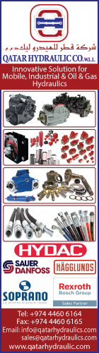 HYDRAULIC EQUIPT & SUPPLIES QATAR HYDRAULIC CO WLL SUPPLIERS IN DOHA QATAR WSLBBA