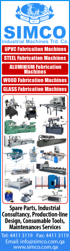 INDUSTRIAL MACHINERY SUPPLIERS SIMCO INDUSTRIAL MACHINERY TRD CO LTD SUPPLIERS IN DOHA QATAR WSLBPC