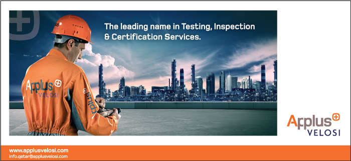 INSPECTION & CERTIFICATION SERVICES APPLUS + VELOSI SUPPLIERS IN DOHA QATAR CL3H