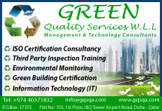 GREEN QUALITY SERVICES WLL