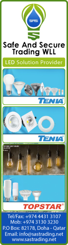 LED LIGHTING FIXTURES SAFE AND SECURE TRADING WLL suppliers in doha qatar