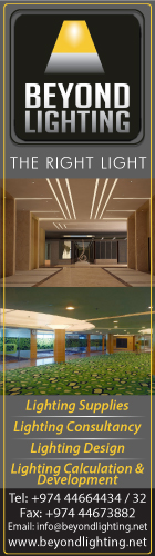 LIGHTING FIXTURES BEYOND LIGHTING WLL SUPPLIERS IN DOHA QATAR WSLBBA