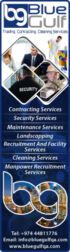 MANPOWER SUPPLIERS BLUE GULF TRAD CONT & CLEANING SERVICES WLL SUPPLIERS IN DOHA QATAR