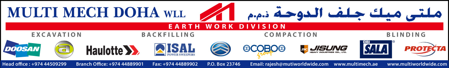 MULTI MECH DOHA WLL SUPPLIERS IN DOHA QATAR WHTB