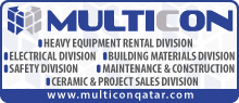 MULTICON TRADING & CONTRACTING CO WLL SUPPLIERS IN DOHA QATAR