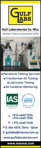 OIL TESTING SERVICES GULF LABORATORIES CO WLL SUPPLIERS IN DOHA QATAR