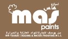 PAINTS & WOOD PRESERVATIVES MAS PAINTS BIN YOUSAF TRADING & WATERPROOFING WLL SUPPLIERS IN DOHA QATAR